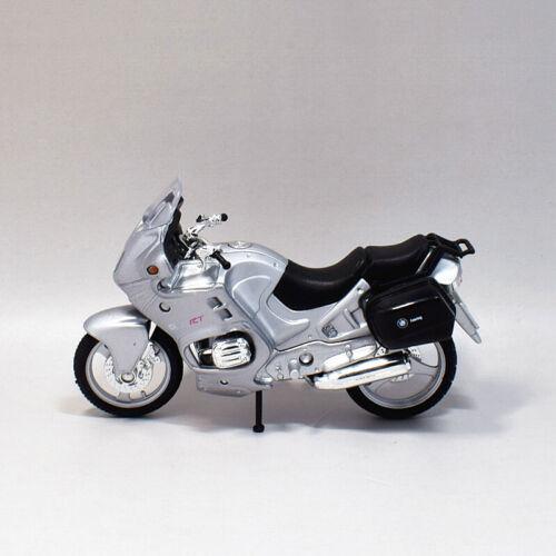BMW R1100 Rt Argento Welly Moto Modello 1:18