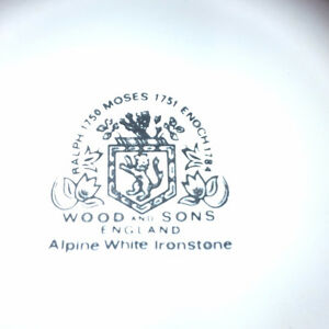 Wood and Sons dishes Kitchener / Waterloo Kitchener Area image 3