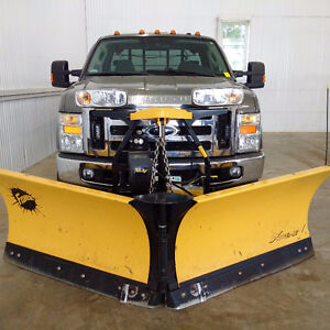 FORD F-350 DIESEL 4X4 PLOW PACKAGE