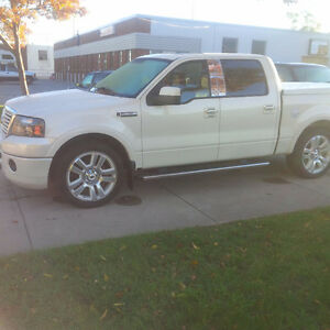 2008 Ford F-150 LIMITED SUPERCHARGED ROUSH