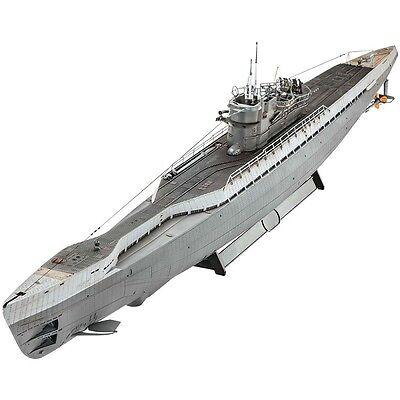 Revell 1/72 German Submarine Type IX C/40 Plastic Model Kit 05133 RVL05133