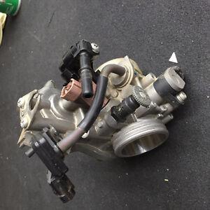 KX250F 2011 Throttle Body