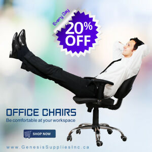 Office Furniture and Best Cleaning Supplies in Ontario