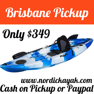 NORDIC 3M KAYAK – USA Made Plastics - PACKED WITH FEATURES Brisbane City Brisbane North West Preview