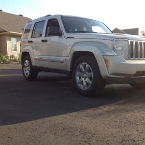 Best Priced 2008 Jeep Liberty Limited