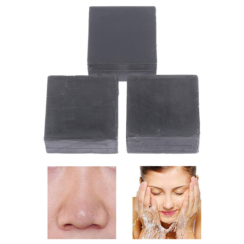 Private Intimate Whitening Soap 100g Bamboo Charcoal Remove Darkness Oil-cont ZC