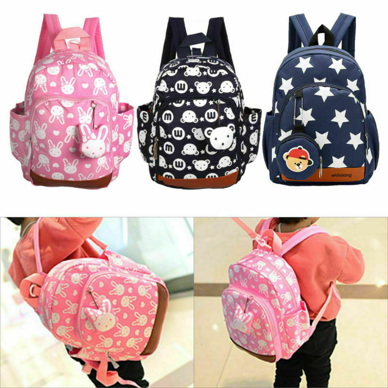 Toddlers Character Backpack Rucksack