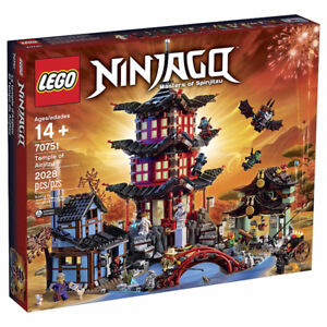 LEGO  70751  NINJAGO Temple of Airjitzu (NEW)