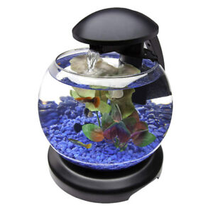 KIT Aquarium cascade lumière TETRA 1.8gal/6.8l