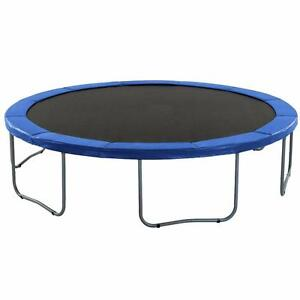 New, Upper Bounce 10' Round Super Trampoline Pad *PickupOnly