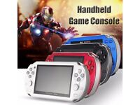 Brand new 4.3'' Portable 8GB Handheld PSP Game Console Player Built-in 2000 Games + Camera