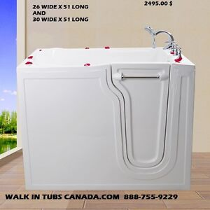 Walk in tub local health special needs items in for Big and tall walk in tubs
