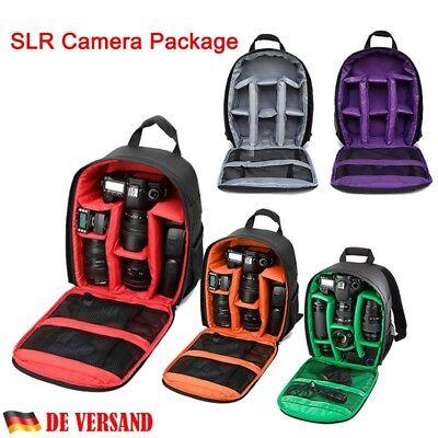 Kamerarucksack Fotorucksack Fototasche Wasserdicht für Canon Nikon Sony SLR DSLR Sony Wasserdichte Kamera
