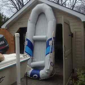 11' Inflatable Dingy