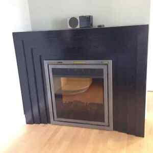 NEW CONTEMPORARY FIREPLACE