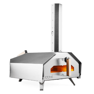 Ooni Pro Outdoor Pizza Oven - Bake bread, Cook Meat, Fish, MORE!