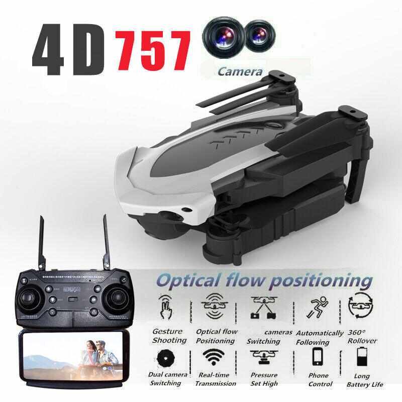 Drone x pro 2.4G Selfie WIFI FPV With 1080P HD Camera RC Foldable Quadcopter