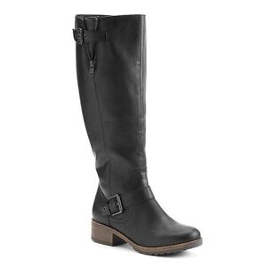 Brand New! Women's Harness Riding Boots Black