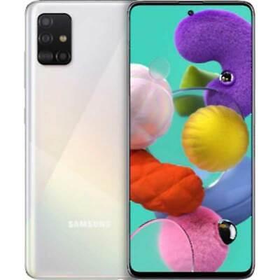 Samsung A515 Galaxy A51 4G 128GB 4GB RAM Dual-SIM white bianco Garanzia EU NUOVO