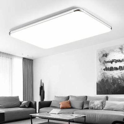 LED Ceiling Light Ultra Slim Flush Mounted Kitchen Living Room Lamp Home -