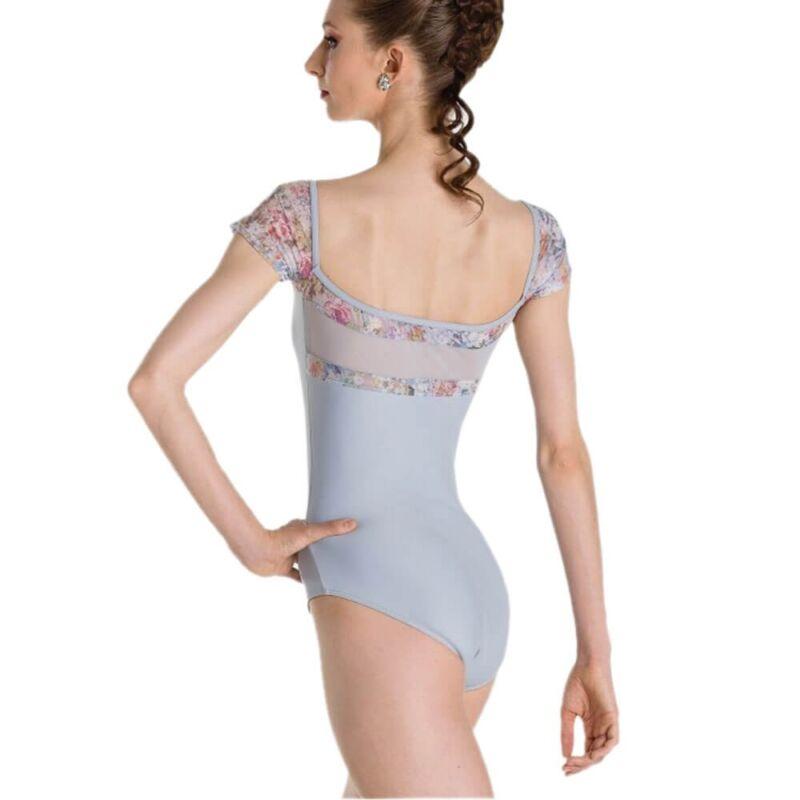 "Wearmoi Womens ""ERELL"" Ballet Dance Ethereal Cap Sleeve Leotard"