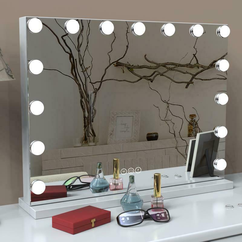 "23""&32""Hollywood Mirror W/ Lights Stage Dimmer"