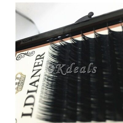 Best Hot Mink Individual False Eyelashes Fake Lash Extensions Semi