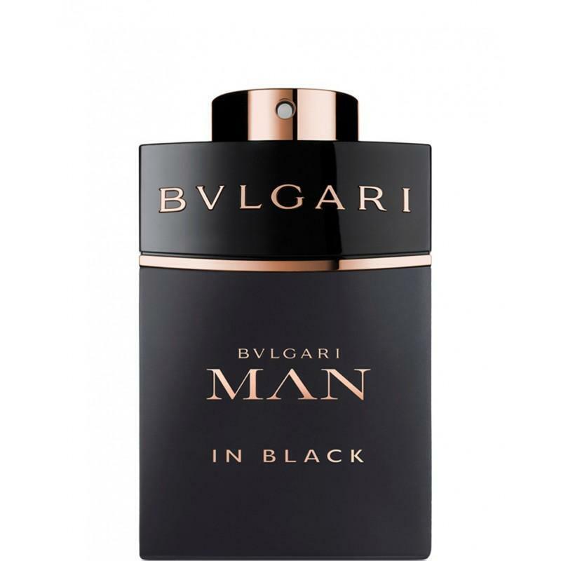 BVLGARI MAN IN BLACK Men 3.4 oz 3.3 edp NEW TESTER