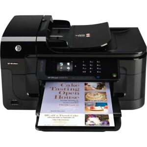 HP Officejet 6500A Plus  *All-in-One Print Scan Wireless New/Box