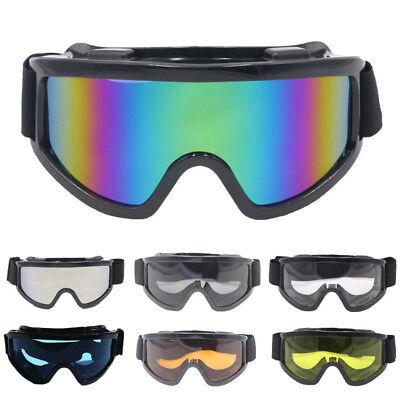Safety Goggles Wrap Around Anti-impact Eye Protection Lab Work Eyewear Glasses