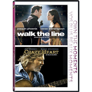 Walk The Line & Crazy Heart - Double Feature!