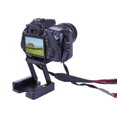 ZType SLR DSLR Camera Folding Tripod Flex Pan Quick Release Tilt Ball Head
