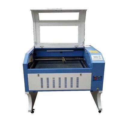 100w Reci W2 Laser Engraving Cutting Machine 60909060 Ruida 6442s Controller