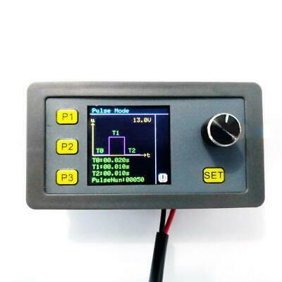 Signal Generator Pwm Pulse Adjustable Module Sine Wave 1-1000hz 4-20ma 2-10v Lcd