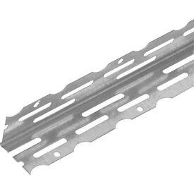 Bargain New 50x 3 meterplaster thin angle beads, galvanised steel