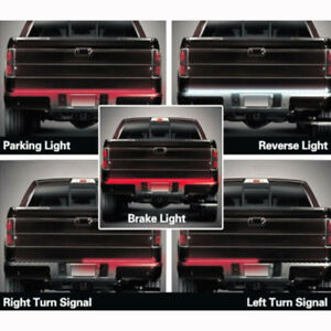 LED Strip Bar lumière Tailgate, Pick up, remorque, roulotte