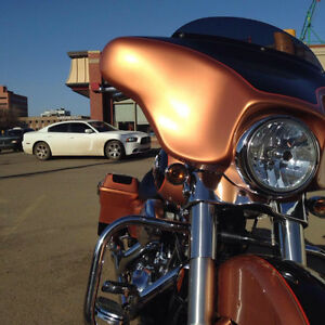 2008 Harley Street Glide FLHX #0105 of 105th Anniversary