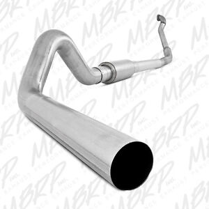 """4"""" EXHAUST FOR 94-97 FORD 7.3 POWERSTROKE DIESEL"""