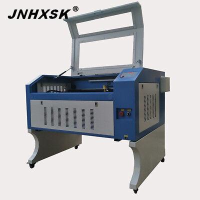 Ts6090 Laser Engraver Cutter Machine Acrylic Glass Mdf Rubber 60w80w100w Cnc