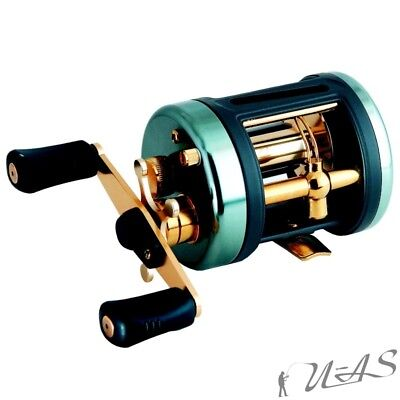 Quantum Hypercast Sp505 Top Spin Baitcasting Rolle Multi Rolle Angel Rolle Kva, gebraucht gebraucht kaufen  Alt Sührkow