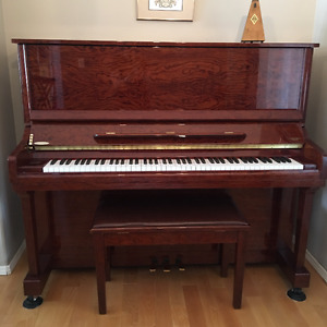 "52"" Upright Piano for Sale"