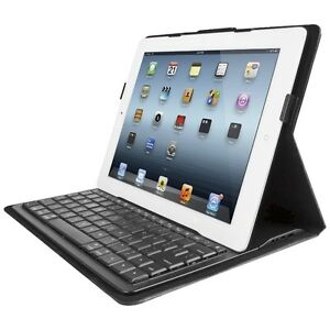 iLuv Folio Case for iPad with Bluetooth Keyboard, New