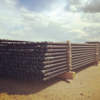 DRILL PIPE & HEAVY WEIGHT & DRILL COLLARS