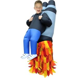 Child Inflatable Jetpack Costume