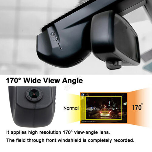 hidden wifi hd 1080p 12v acc car dash camera for bmw 3. Black Bedroom Furniture Sets. Home Design Ideas