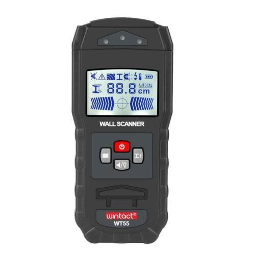 Electronic Wall Scanner Stud Finder Metal Center Locator AC Wire Detector Sensor