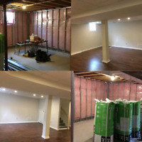 **Drywall and Framing Professionals**
