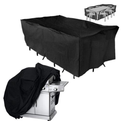 garden furniture cover - Waterproof Chairs Tables Sofa Outdoor Garden Patio Furniture Cover BBQ Protector