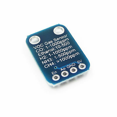 Mics5524 Co Alcohol And Voc Gas Sensor Breakout Mems Detector