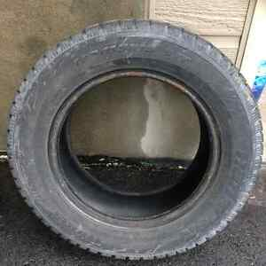 4 Hankook Winter Tires - 4 Pneus Hiver Hankook 195/65R15